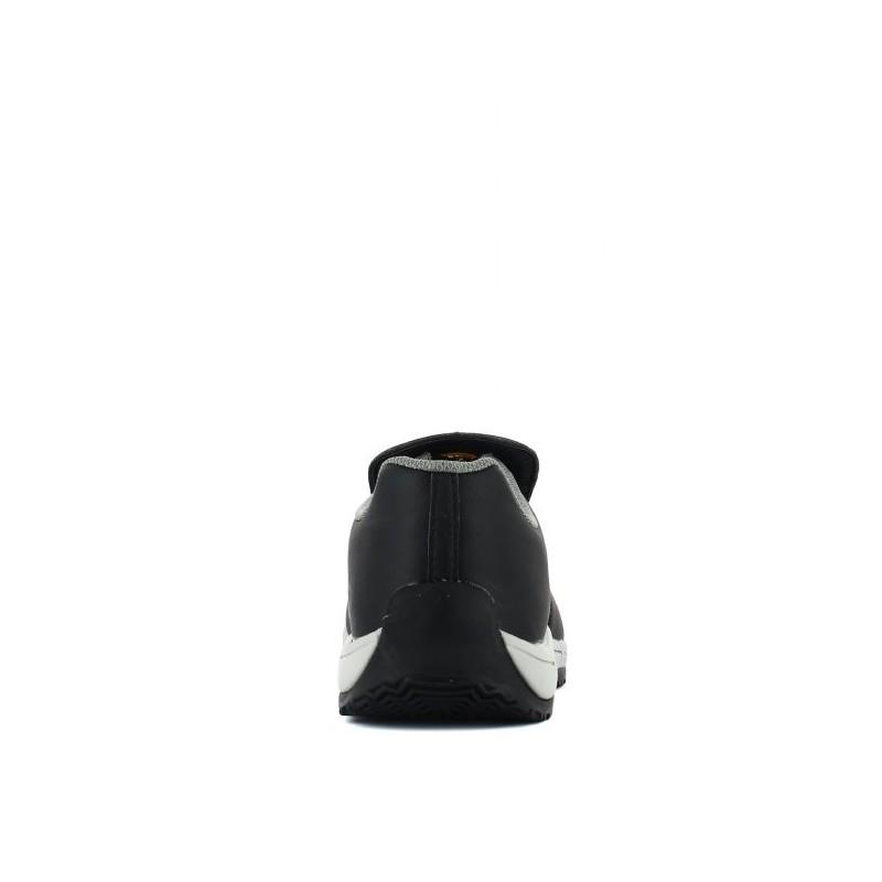Cuisine Haut De Confortable Chaussure Gamme Très Noir Lisashoes c5jqA34RLS