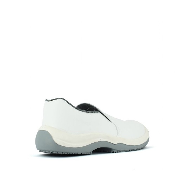 b69adc83102 Chaussure blanche agroalimentaire et laboratoire LISASHOES