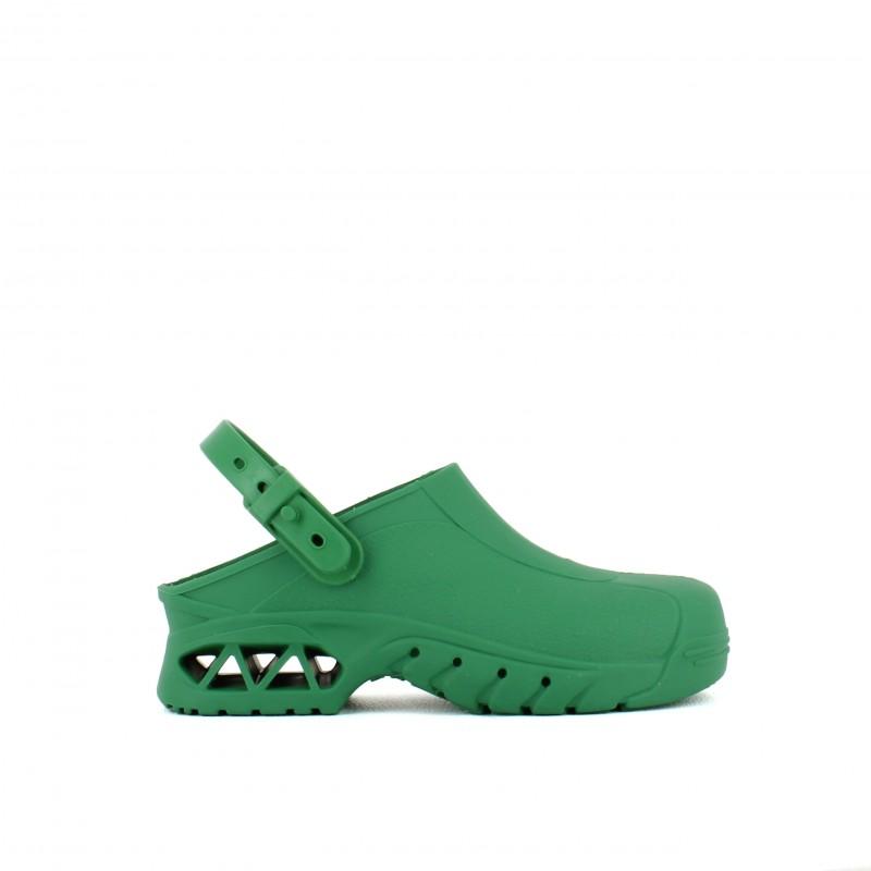 vert bloc LISASHOES Chaussure opératoire de autoclavable Ifw4PxBSzq