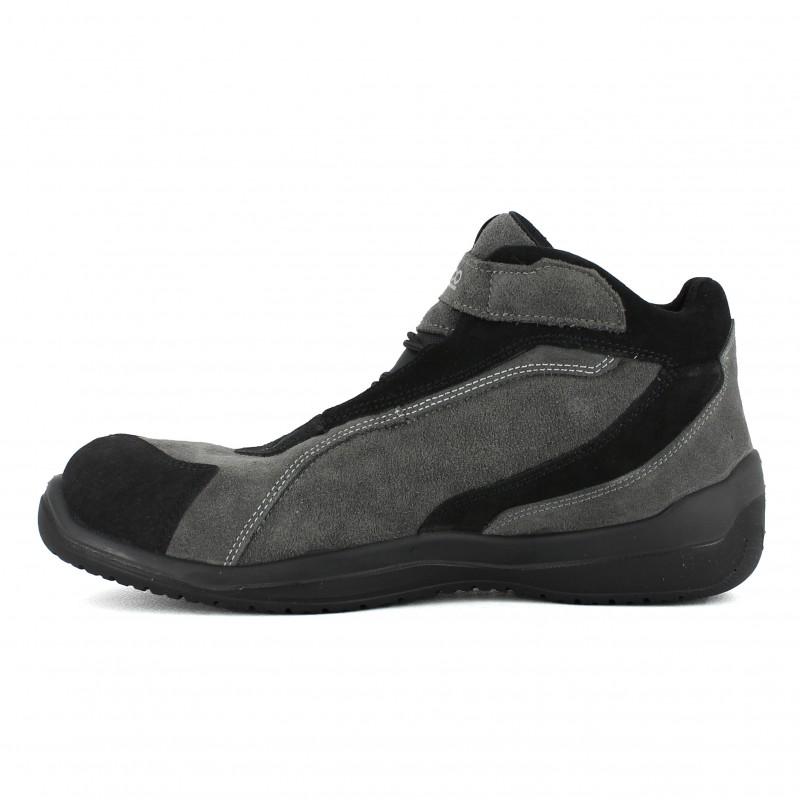 chaussure de securite haute s3 legere et confortable lisashoes. Black Bedroom Furniture Sets. Home Design Ideas