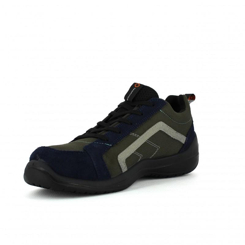chaussure de s curit basket homme s1p lisashoes. Black Bedroom Furniture Sets. Home Design Ideas