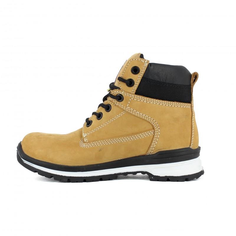 c214581782b ... Chaussure de sécurité femme style timberland S3 ...