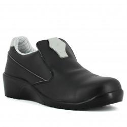 chaussure de securite cuisine a talon compense