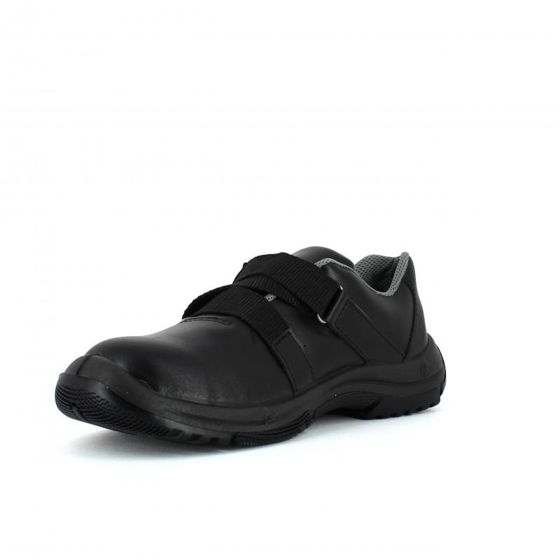 79df519253a Chaussure de sécurité avec velcro S3 pour homme en SOLDES LISASHOES