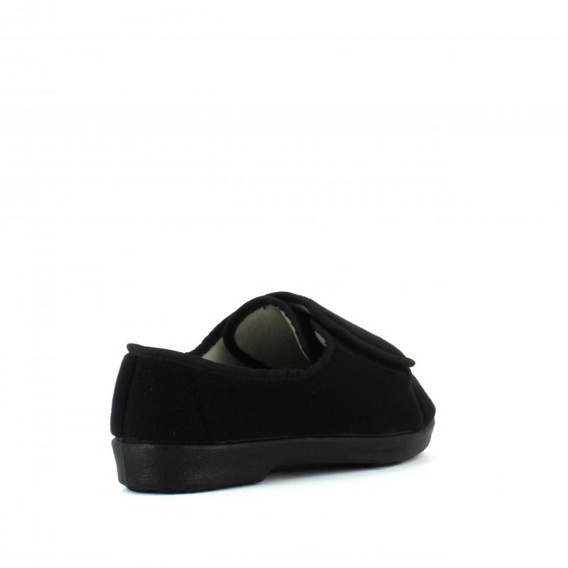 nouveau style dbe05 50755 Chaussons confort extre large pieds sensibles LISASHOES SOLDES