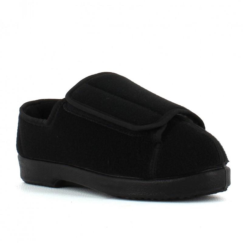 c06d27782e698c Chaussons confort extre large pieds sensibles LISASHOES SOLDES