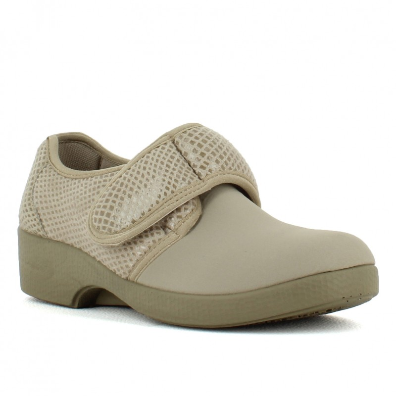 chaussure femme pied sensible