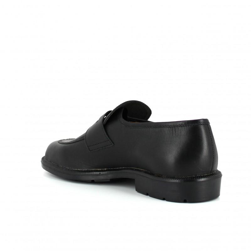 économiser jusqu'à 80% 100% qualité garantie Clairance de 60% Chaussure de travail ville homme élégante en cuir - Lisashoes