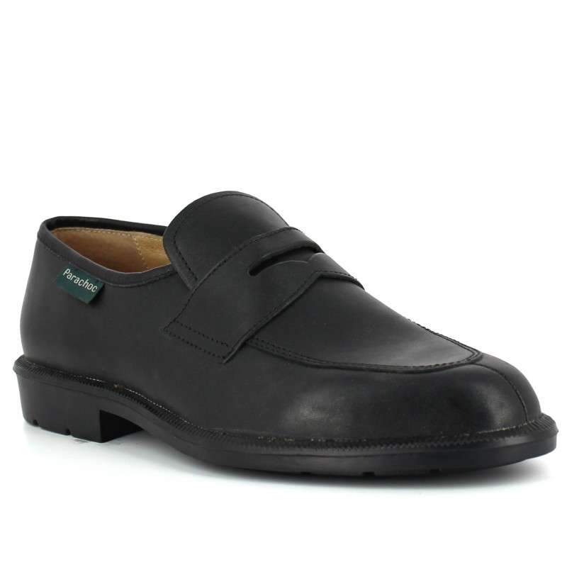 chaussure de travail ville homme l gante en cuir lisashoes. Black Bedroom Furniture Sets. Home Design Ideas