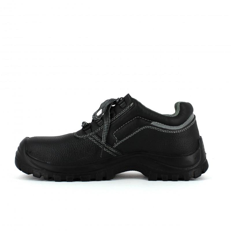 chaussure de s curit pas cher en cuir 19 75 ht lisashoes. Black Bedroom Furniture Sets. Home Design Ideas