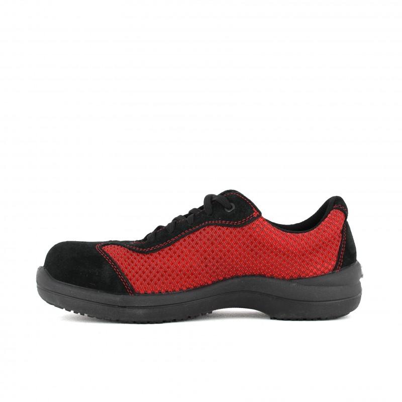 Chaussure Lemaitre Sécurité 50€ht Lisashoes S1p 52 De Rouge Resada eD9WYH2EI