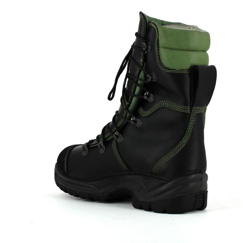 e9f47bbb84e774 ... chaussures forestières pro; chaussure securite bucheron; chaussure  forestière anti-coupure ...