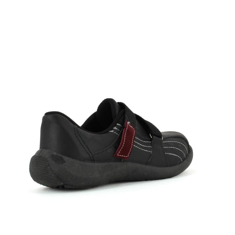 ... securite femme  chaussure de securite avec velcro lisashoes ... 161afbd8623d