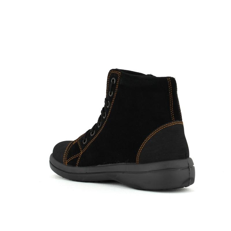 chaussure de s curit basket femme vitamine lisashoes. Black Bedroom Furniture Sets. Home Design Ideas