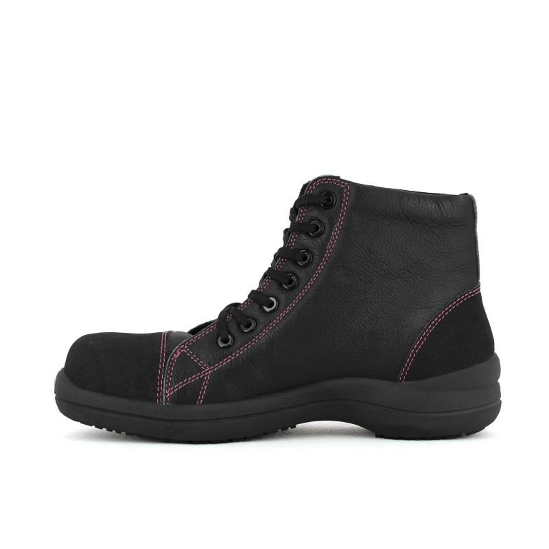 Chaussure de s curit libert 39 in haute ultra l g re femme - Chaussure de securite haute ...