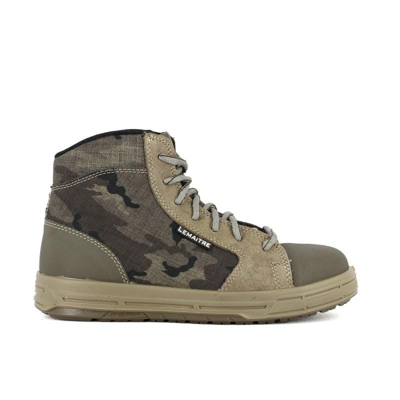 Chaussure de s curit l g re et souple homme 65 95 ht - Chaussure de securite confortable et legere ...
