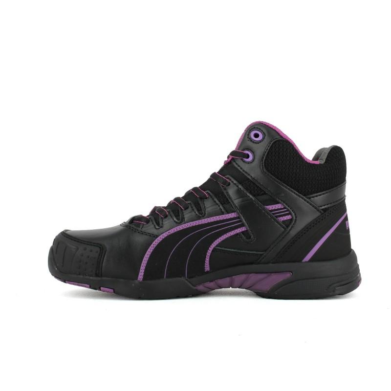 Chaussure de sécurité femme Puma Stepper s3 74,58€HT LISASHOES