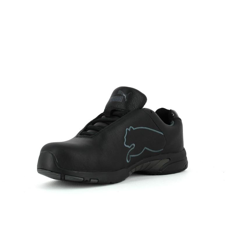 chaussure de s curit s3 puma pour femme lisashoes. Black Bedroom Furniture Sets. Home Design Ideas