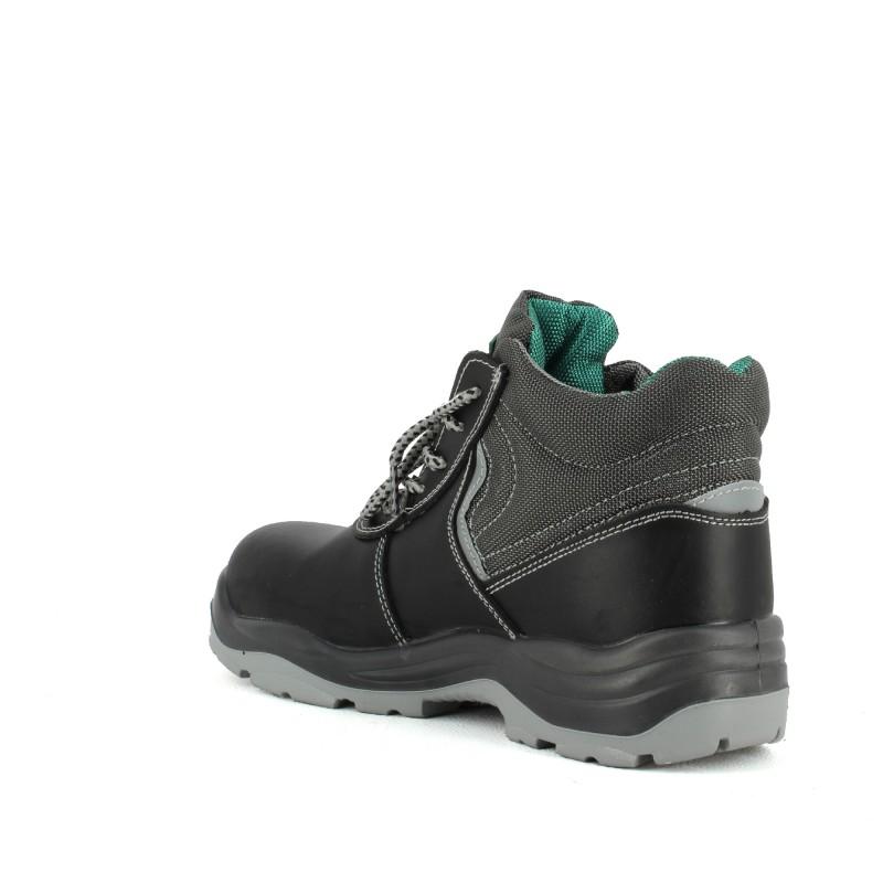 41ccbd0c5c896b Chaussures De Sécurité Sécurité Sécurité Haute Composite Cuir À 33 25€ht Lisashoes  Lisashoes Lisashoes