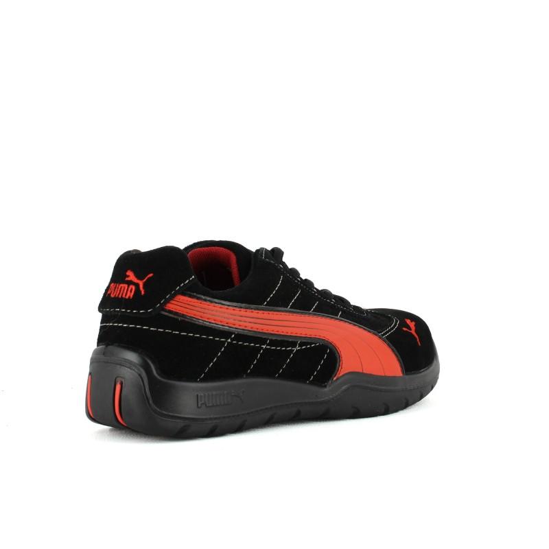 79f1a3b80c6ede Chaussure de sécurité Puma Silverstone à 74,58€HT LISASHOES