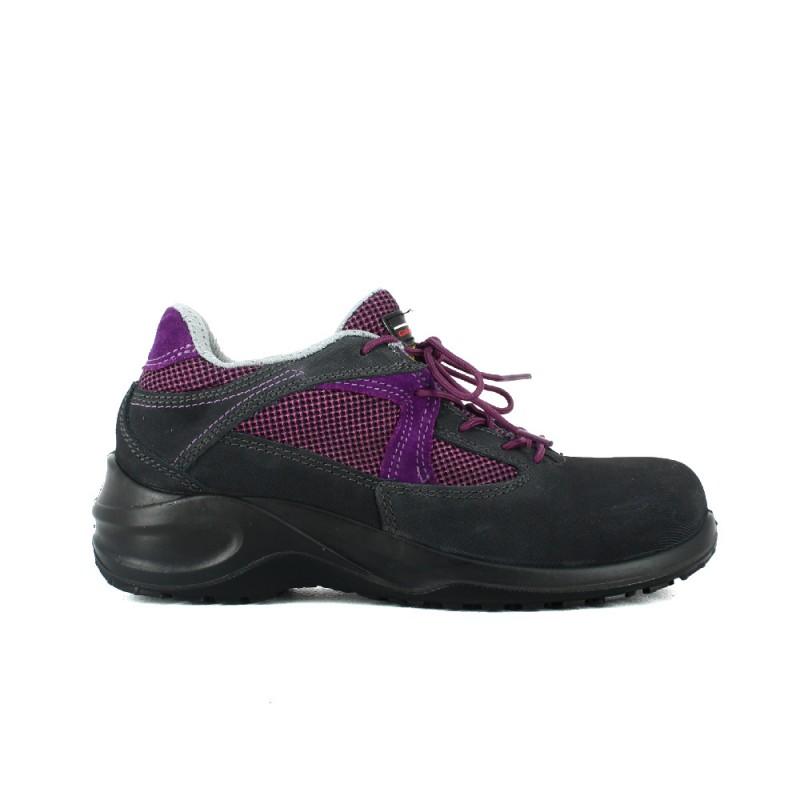 chaussure securite femme legere et confortable lisashoes. Black Bedroom Furniture Sets. Home Design Ideas