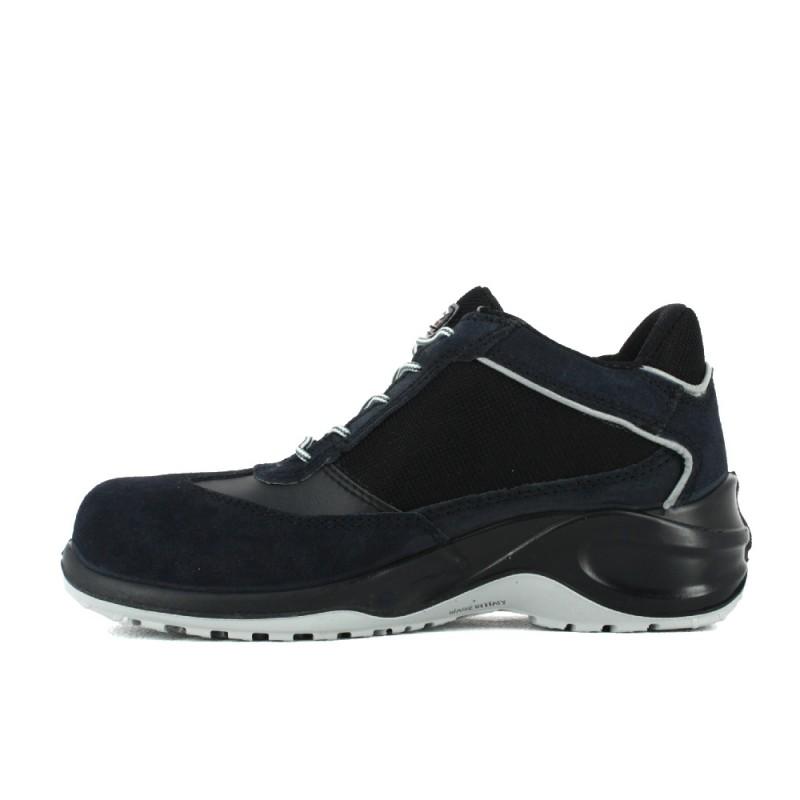sélection premium a3792 f45b2 Chaussure sécurité femme légère, respirante, confortable ...