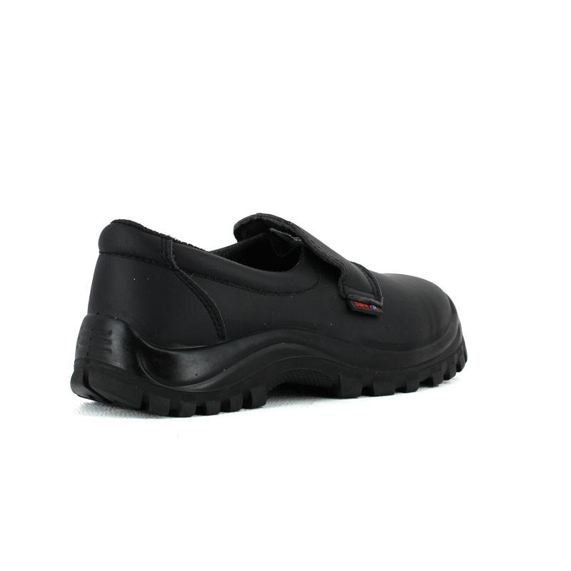 San Francisco 0e726 48ef1 Chaussure de cuisine pas cher noir 21,95 € HT homme et femme ...