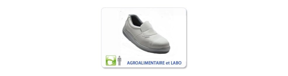 CHAUSSURE AGROALIMENTAIRE ET LABO