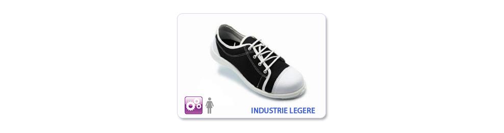Chaussure de sécurité Industrie Légère