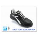 Chaussure de sécurité Logistique Manutention