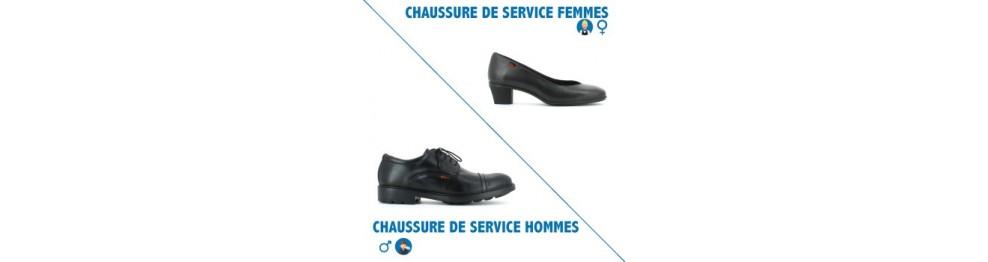 CHAUSSURE DE CUISINE ET SERVICE FEMME