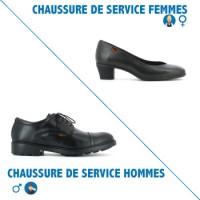 CHAUSSURES DE SERVICE HOMMES ET FEMMES
