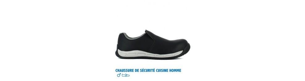 Chaussure de sécurité cuisine