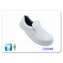 Chaussure de cuisine femme