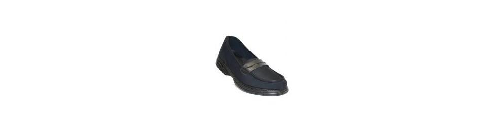 Chaussure confort homme pour pieds sensible
