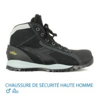 CHAUSSURE DE SÉCURITÉ HOMME HAUTE