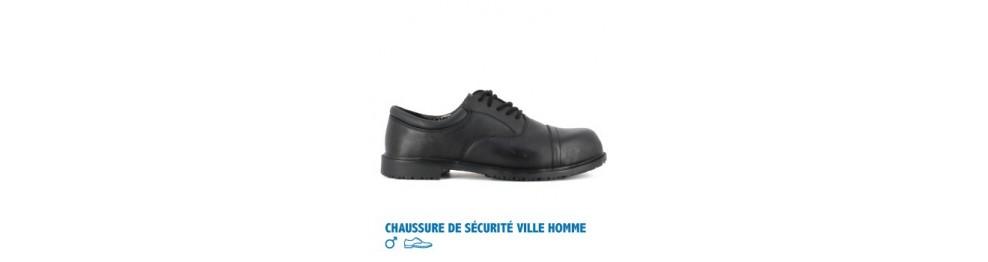 CHAUSSURE DE SÉCURITÉ VILLE POUR HOMME