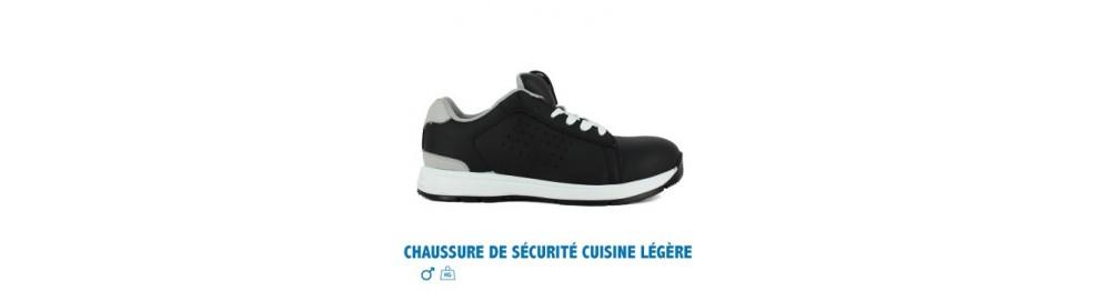 CHAUSSURE DE CUISINE LÉGÈRE